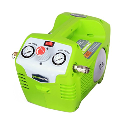 GreenWorks Compressor battery Charger Included product image