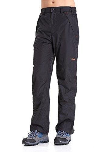 Clothin Men s Snow Pant Fleece Lined Ski Winter Pants-Waterproof e65ac2766