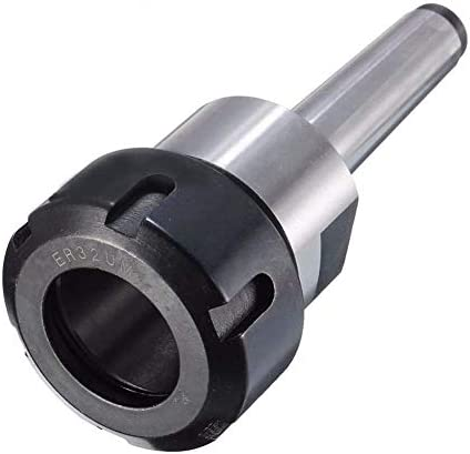 YYONGAO Lathe Tool MT2 ER32 Collet Chuck Morse Taper Tool Holder Milling Chuck Holder Lathe Accessories