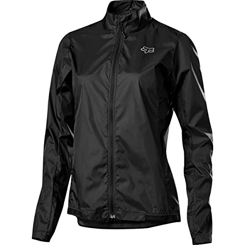 Fox Racing Attack Wind Jacket - Women's Black, L