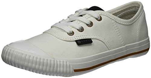 ICEPEAK Frank, Zapatillas para Mujer Blanco (Optic White)