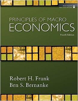 Principles of macroeconomics | bernanke, frank & olekalns | the co-op.