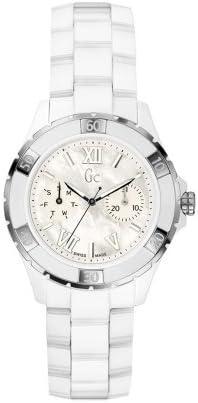 Guess GUESS Gc Sport Class XL-S Glam Ceramic Automatic Women s Watch X69001L1S