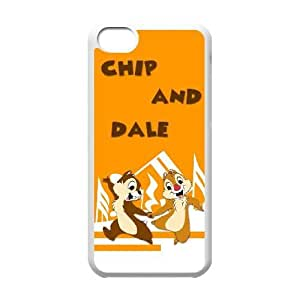 Unique Design Cases Ipod Touch 6 Cell Phone Case White Chip and Dale Yyynj Printed Cover Protector