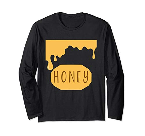 Honeypot Jar of Honey Halloween Costume Tshirt -