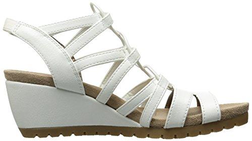 LifeStride Women's Nadira Wedge Sandal Britewhite excellent buy cheap comfortable discount footlocker pictures JgKI5SMW
