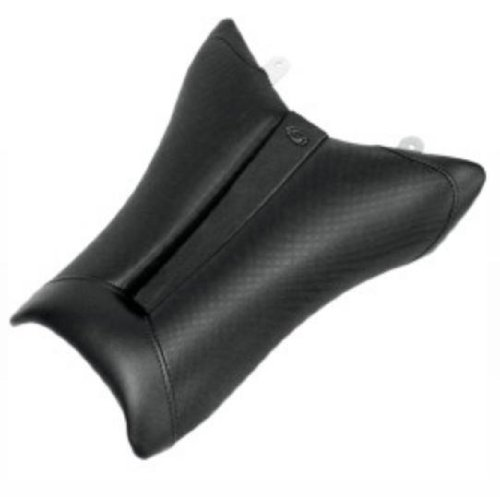 Saddlemen Gel-Channel Sport One-Piece Solo Seat with Rear Cover 0810-BM18