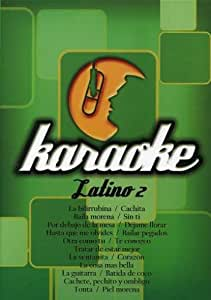 Vol. 2karaoke Latino (Pal/Region 4)