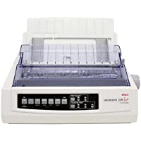 OKIDATA ML320 Turbo 9pin Dot Matrix 120V 50/60Hz 240 dpi x 216 dpi 300 cps Parallel USB