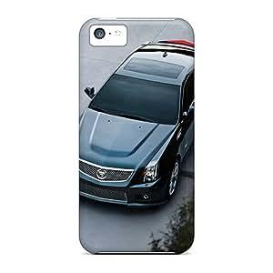 Steptone GRJySJX4804saLcG Case Cover Iphone 5c Protective Case Cadillac Cts