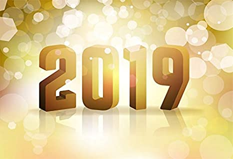 2019 happy new year photography backdrop photo background yeele 9x6ft bokeh halo bling backdrop