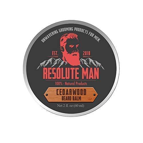 Resolute Man Handmade Natural Organic