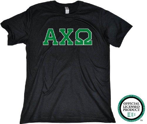 alpha chi omega letter shirts - 6