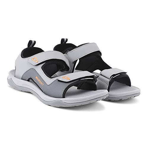 Wildcraft TRaVLX Sand Pro Men's Sandal (Grey)