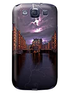 S3 Case, Samsung Galaxy S3 Case I9300 Good Appearance galaxy phone case with 3D high-definition print(Eco-friendly packaging)