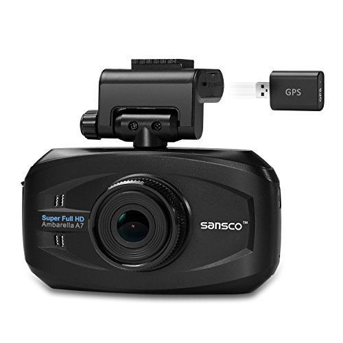 Advanced Portable Car Camcorder (Black) - 2