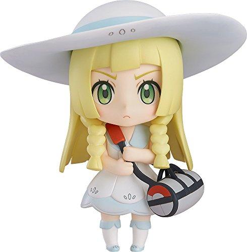 Good Smile Company [Pokémon] Nendoroid Lillie (Non-Scale ABS & PVC painted Movable figure) (Japan...