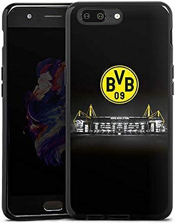 DeinDesign Silikon H/ülle kompatibel mit OnePlus 5 Case Schutzh/ülle BVB Stadion Borussia Dortmund