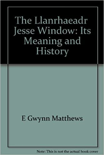 The Llanrhaeadr Jesse Window: Its Meaning and History: Amazon.co.uk: E  Gwynn Matthews: Books