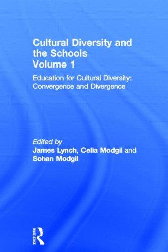 Education Cultural Diversity (Volume 1)