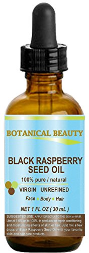 BLACK RASPBERRY SEED OIL. 100% Pure / Natural / Undiluted /