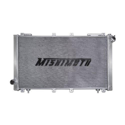 Price comparison product image Mishimoto MMRAD-B4-90 Subaru Legacy Turbo Aluminum Radiator 1990-1994,  Silver