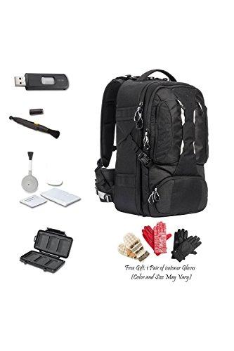 Tamrac Professional Series: Anvil 27 Backpack (Bla...