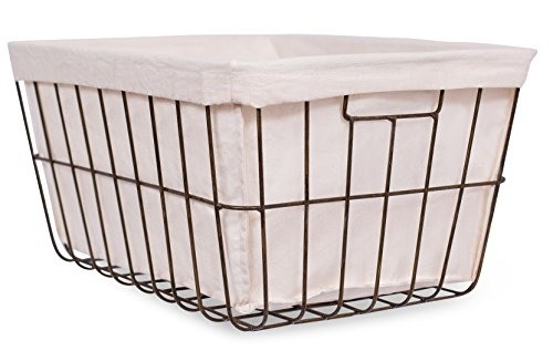 metal basket liner - 4