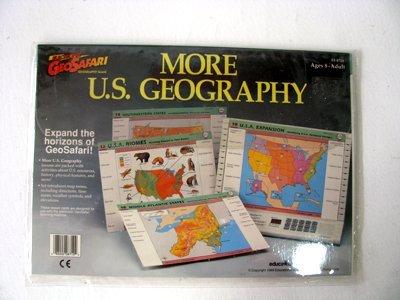 GeoSafari More U.S. Geography ()