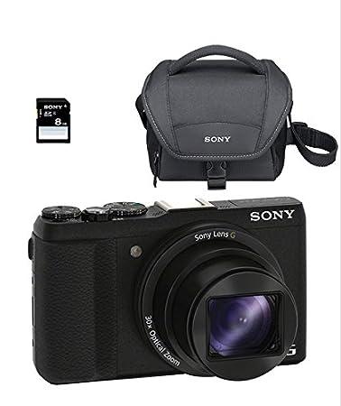 Sony Cámara compacta HX60V con Zoom óptico de 30X: Amazon.es ...