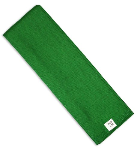 Kung Fu Sashes Cotton Green
