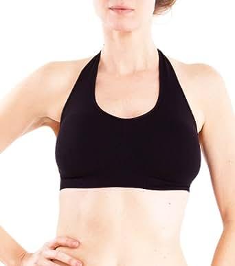 how to wear halter neck bra