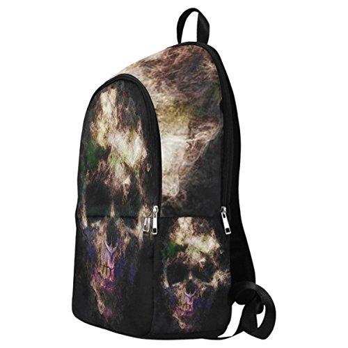 Casual multi InterestPrint College Fantasy Bag 5 Travel School Custom Backpack Daypack UxfUqwTn