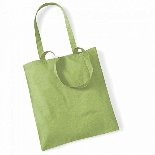 """Westford Mill- Promoción bolsa básica """"Bolsa para la vida""""- capacidad 10 litros multicolor - Kiwi"""