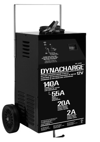 Schumacher DY 1420 Manual Battery Charger