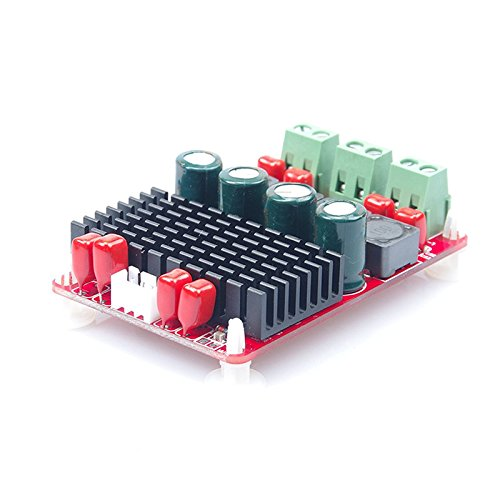 1PCS TPA3116 Dual Channel 50W 2 Digital Amplifier Board PBTL 100W Mono High Power Amplifier Module