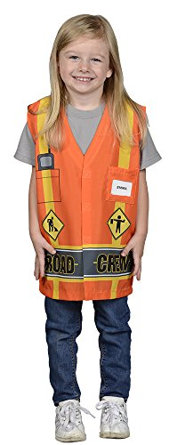 Aeromax My 1st Career Gear Road Crew, Easy to put on shirt fits most ages 3 to 6