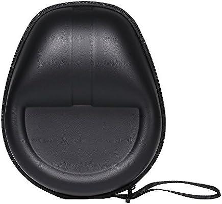 Godyluck Estuche rígido para Auriculares EVA Bolsa para audífonos portátil Estuche portátil para Transporte Almacenamiento definitivo Protección PU para Sennheiser Sony AKG JVC Somic Philips: Amazon.es: Electrónica