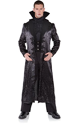Underwraps Costumes Men's Vampire Costume - Demond, Black, XX-Large
