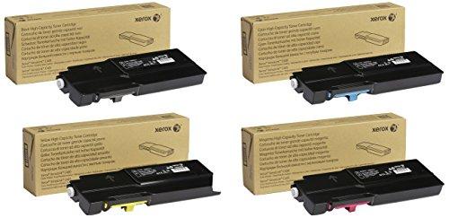 Genuine Cyan Image Drum - Xerox 106R03512, 106R03513 Genuine High Yield Toner Multi-Pack Black Cyan Magenta Yellow Toner