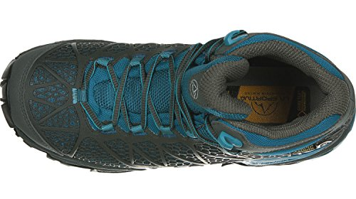 La Sportiva Core High GTX W Zapatos multifunción gris turquesa