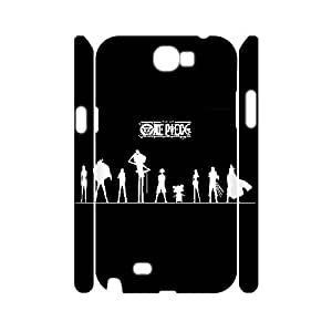 ANCASE One Piece 4 Phone 3D Case For Samsung Galaxy Note 2 N7100 [Pattern-1]