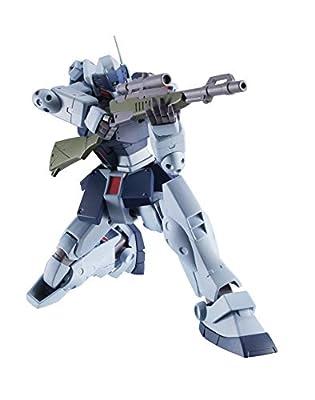 "Bandai Tamashii Nations Robot Spirits RGM-79SP GM Sniper II Ver. A.N.I.M.E. ""Mobile Suit Gundam 0080 War in The Packet"" Action Figure"