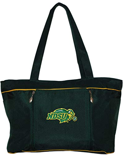 North Dakota State University Diaper Bag with Changing Pad