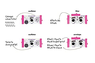 littleBits Electronics Synth Kit by littleBits