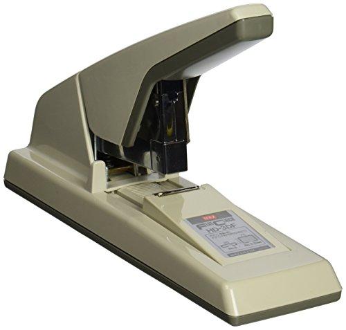 max-hd-3df-medium-capacity-flat-clinch-heavy-duty-stapler-75-sheet-cap-gray