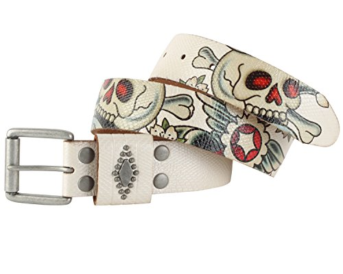 Ed Hardy EH3297 Prep School-Kids Girls-Leather Belt