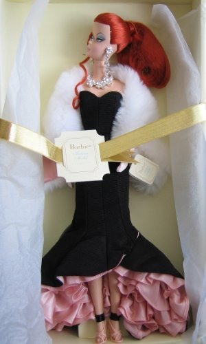 (Silkstone The Siren BARBIE Doll Gold Label Fashion Model Collection (2007))