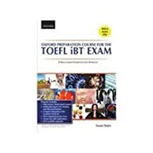 TOEFL iBT Exam: A Skills-based Communicative Approach (With 6 Audio CD) by Susan Bates (2012-08-01)