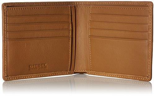 Diesel Mohican Seal Bi-fold Wallet Neela